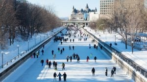 Ottawa Winter Festival Skating