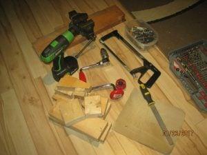 инструменты для поделок